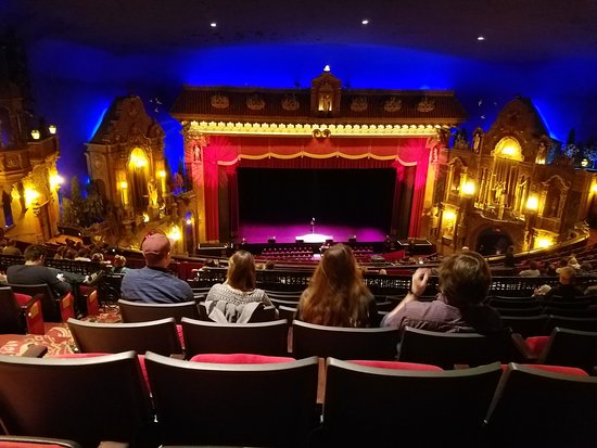 Louisville Palace From The Nosebleeds