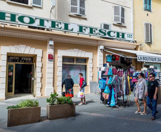 Hotel fesch prices reviews ajaccio france tripadvisor for Boutique hotel ajaccio