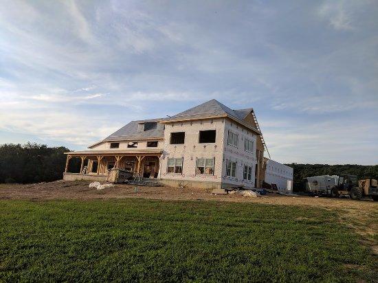 Sunbury, Pennsylvanie : Progress!