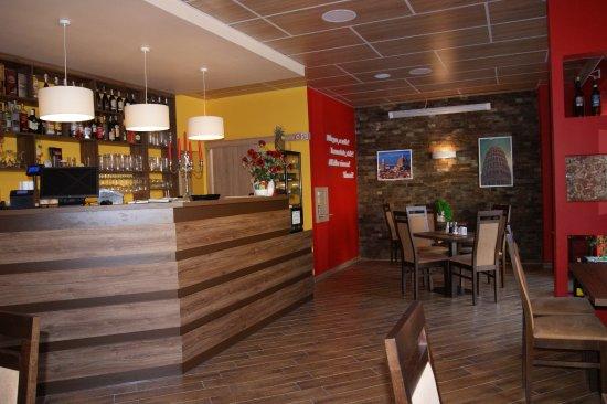 Sogno Italiano Bistro, Rynek 8, Dębica, restauracja Włoska