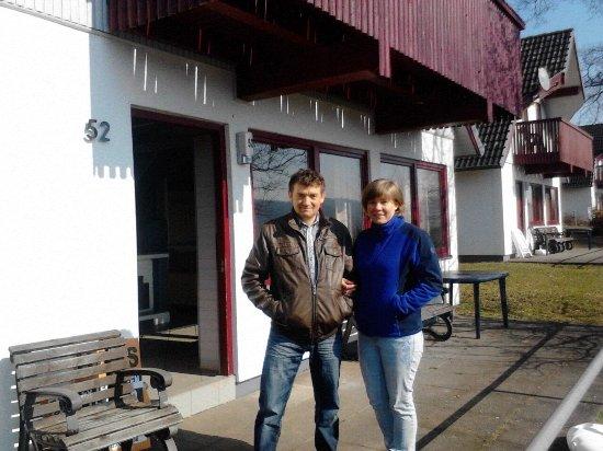 Kirchheim, Γερμανία: Unser Häuschen von außen