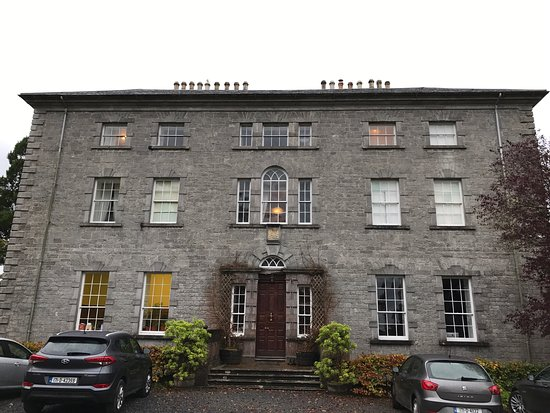 Riverstown, أيرلندا: Coopershill House