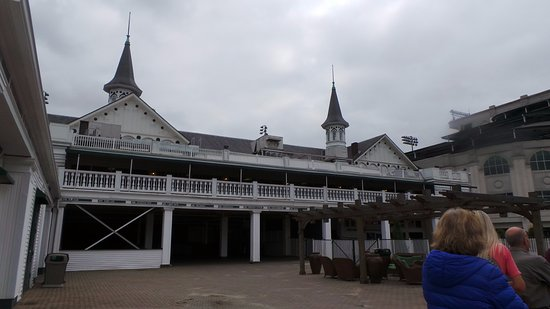 Churchill Downs: Twin Spires