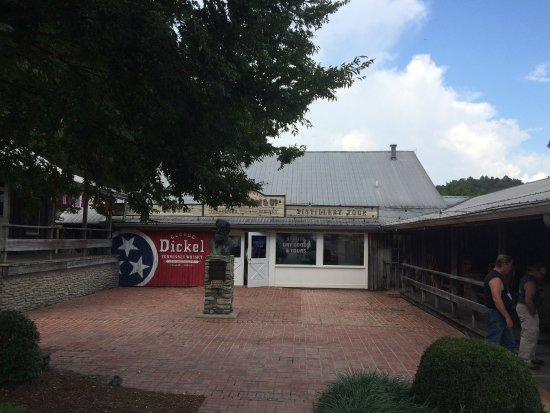 Tullahoma, TN: Front view of welcome center