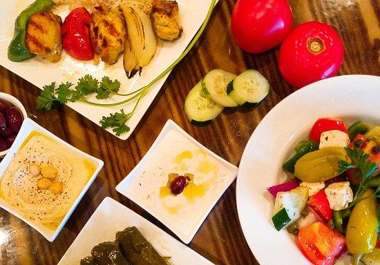 Nick's Taverna: A taste of the Mediterranean!