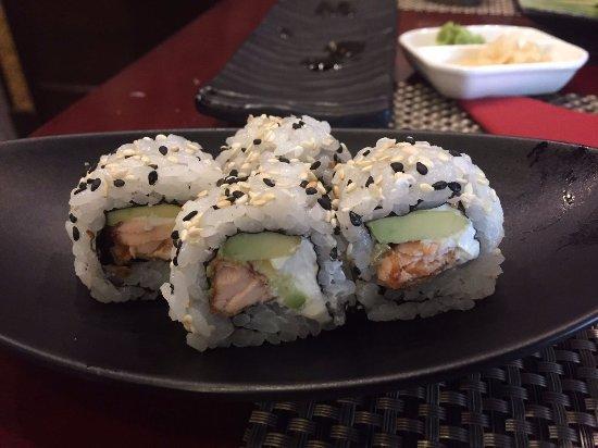 Philadelphia Maki Are Great Picture Of Koi Sushi