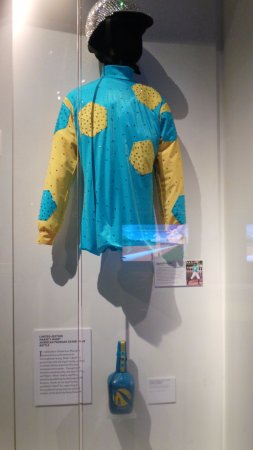 Kentucky Derby Museum: Dancing with the Stars costume