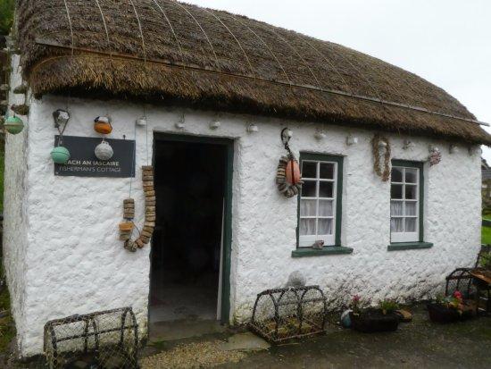 Glencolmcille, Ireland: Fisherman's cottage