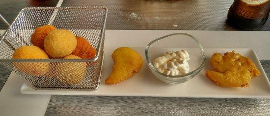 Province of Malaga, İspanya: Frito de la casa