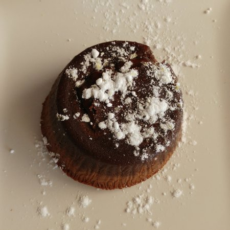Province of Malaga, สเปน: Coulant de chocolate