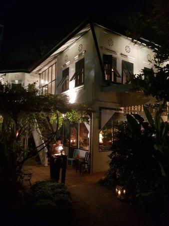 Fantastica location coloniale nel centro di Bangkok