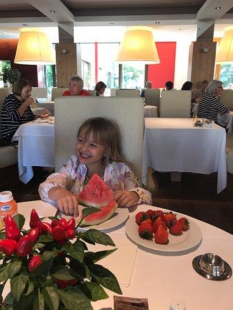 Hotel Therme Meran: десертики