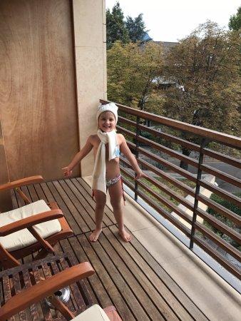 Hotel Therme Meran: баба , ну и как мне одеваться ?