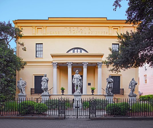 1 Ticket 3 Museums Review Of Telfair Museums Telfair Academy
