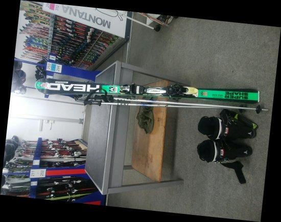Dorsaz Sport Ski Rental