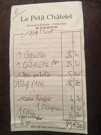 Picture of le petit chatelet paris tripadvisor for Le petit salon paris