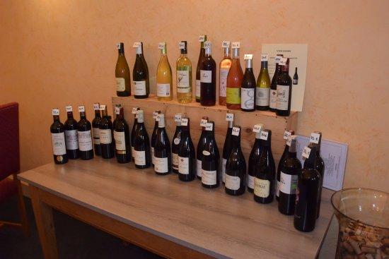 La Louviere, Belgia: les vins