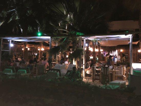 Picture Of Palm Beach Restaurant Sal Cabo Verde Santa Maria Ilha Do Sal Tripadvisor