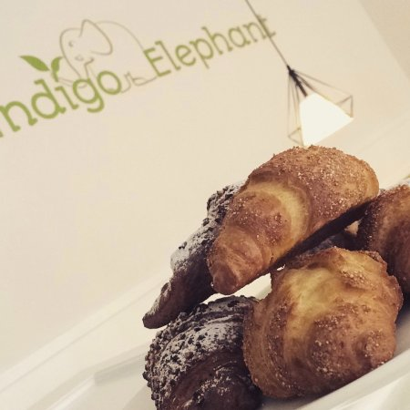 Indigo Elephant (Vegetarian Coffeebar)