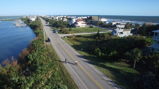 See New Smyrna Beach like you've never seen it before!