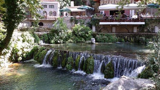 Livadia, Grèce: Πηγές της Κρύας_07