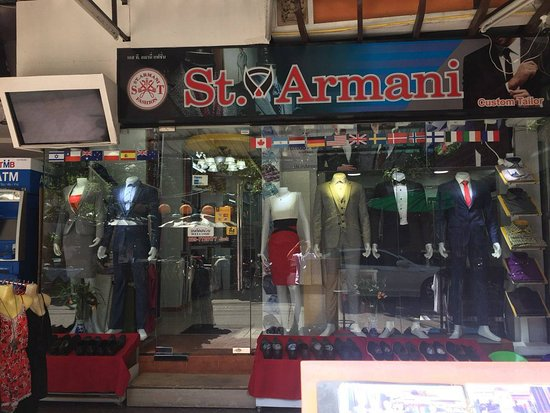 St Armani Fashion