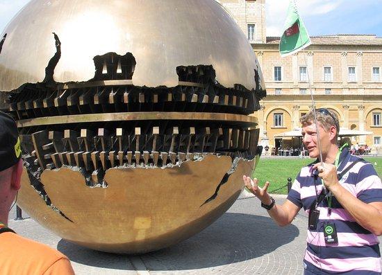 Gids in Rome