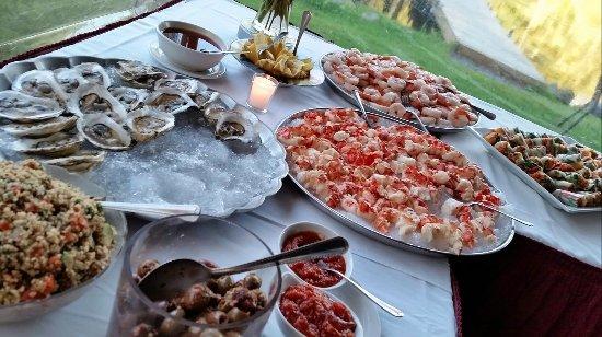 Belgrade, Maine: Catering