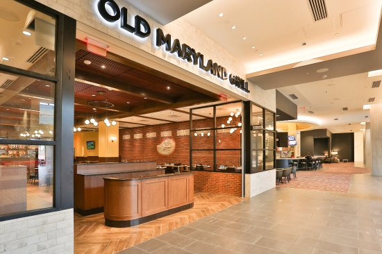 College Park, MD: Old Maryland Grill
