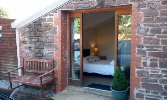 Usk, UK: Room 6