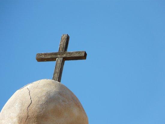 Tumacacori, AZ: Cross