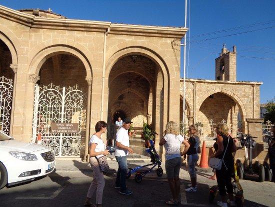 Segway Station Tour Experience: Nicosia