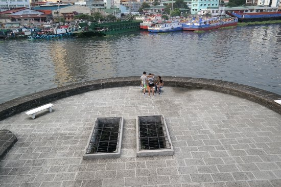 Fort Santiago view point