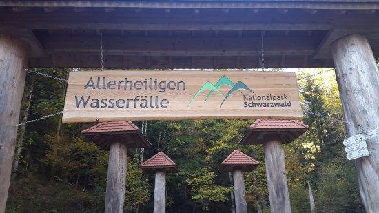 Oppenau, Germany: Allerheiligen