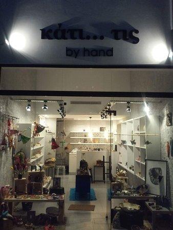 Kati tis by Hand
