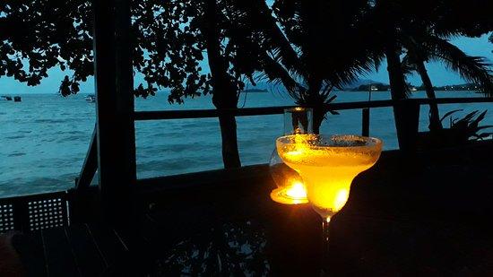 Villa Tanamera: Margarita and ocean view