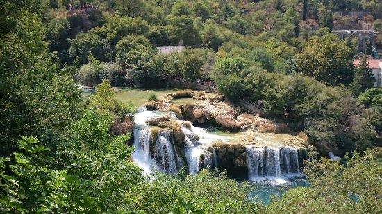 Sibenik-Knin County, Hırvatistan: Cascada