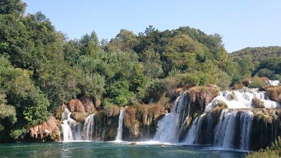 Sibenik-Knin County, Hırvatistan: Gran cascada