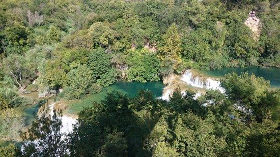 Sibenik-Knin County, Hırvatistan: Cascaditas