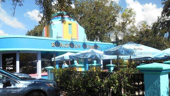 European Street Cafe Park Street Jacksonville Fl