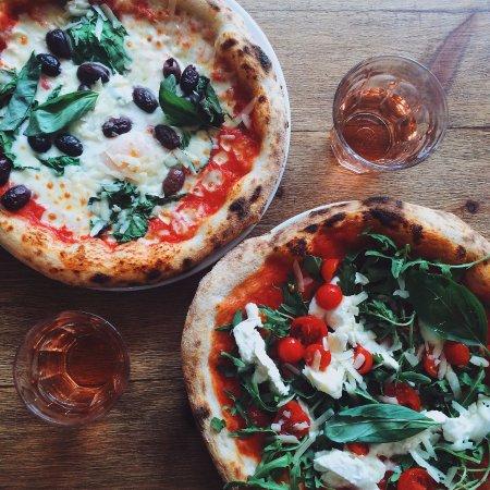 Battersea Park Pizza Cafe