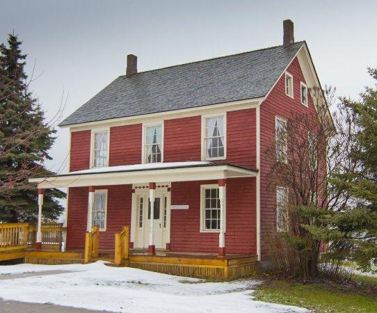 Sault Ste. Marie, MI: Bishop_Frederick_Baraga_House_large.jpg