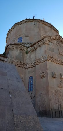 Akdamar Kilisesi - Picture of Holy Cross Church, Van ...