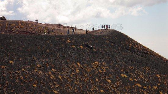 Nicolosi, Italia: Cratere Silvestre inferiore #2