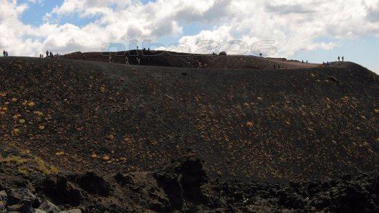 Nicolosi, Italia: Cratere Silvestre inferiore #3