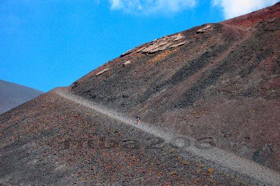 Nicolosi, Italia: Cratere Silvestre superiore #4