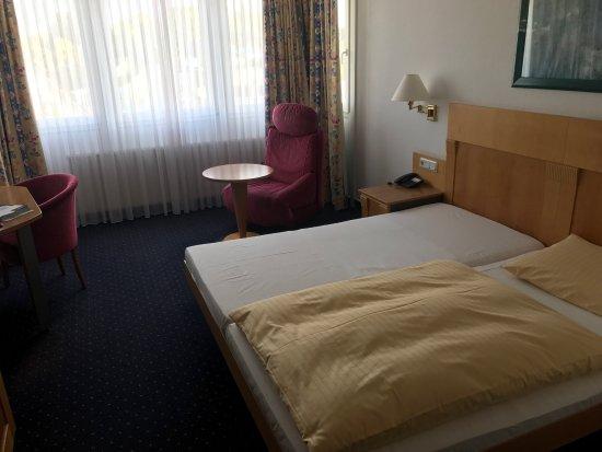 Pfullendorf, Tyskland: Flair Hotel Adler