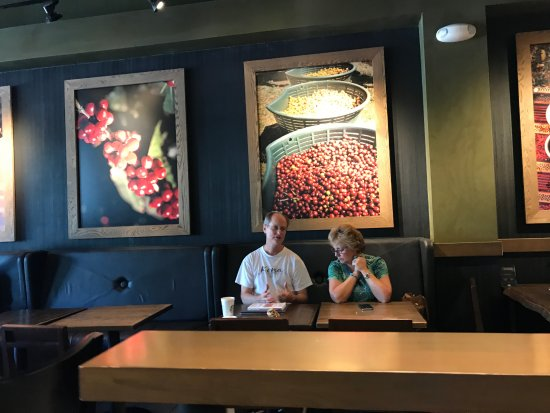 Wall art - Picture of Starbucks, Plano - TripAdvisor
