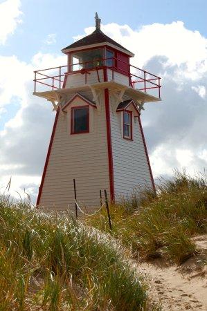 Charlottetown, Canadá: Lighthouse at Dalvay