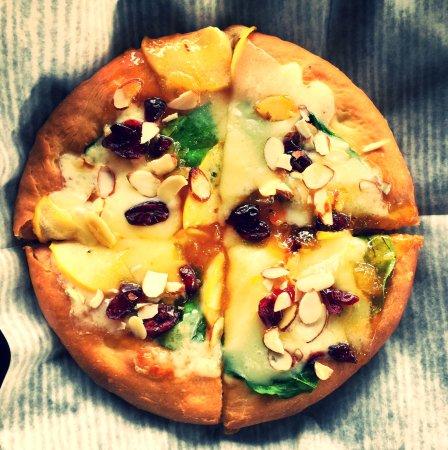 Sherwood, Oregón: Deb Flatbread Pizza